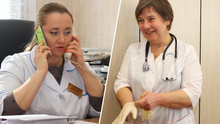 «Нет, я не боюсь!»: NN.RU пообщался с врачами, которые лечат зараженных коронавирусом нижегородцев