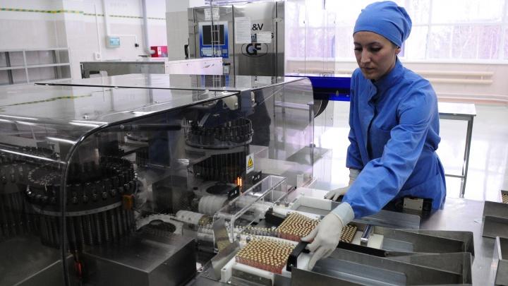 Свердловский завод ведет переговоры о выпуске вакцины от коронавируса