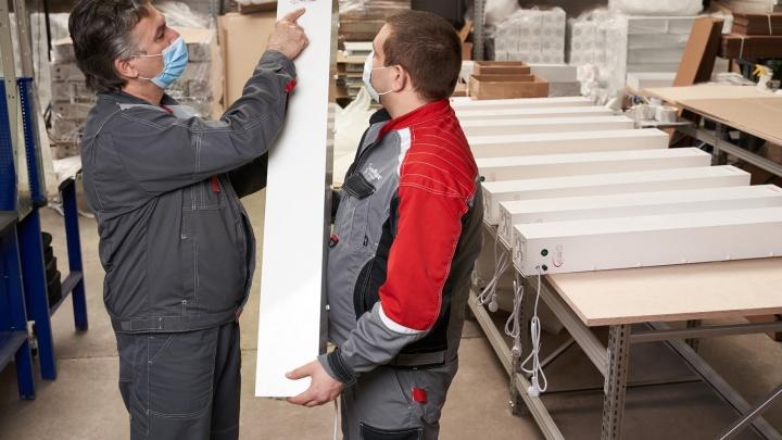 Как обеззаразить воздух в офисе: компаниям рекомендовали установить в помещениях рециркуляторы