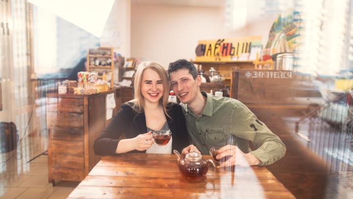 Чайная лавка в Красноярске получила национальную премию «Бизнес-Успех» как лучший молодёжный проект