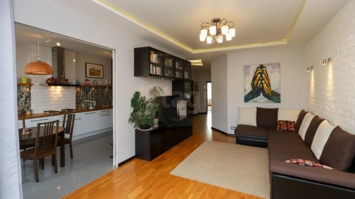 В стиле хюгге: пять омских квартир, в которых хочется провести холодные осенние вечера