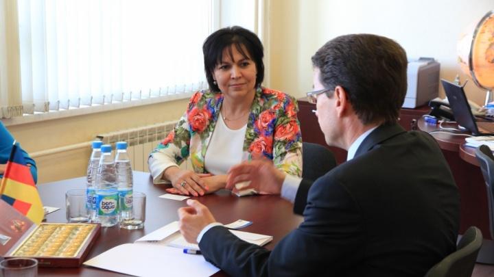 В Волгоградском госуниверситете назначили нового ректора