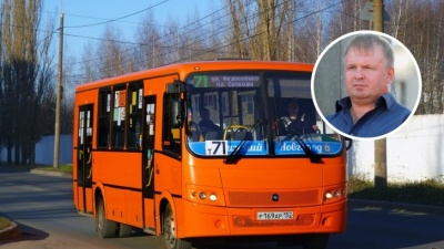 Каргин не вернется на маршрут: арбитражный суд встал на сторону нижегородского Минтранса