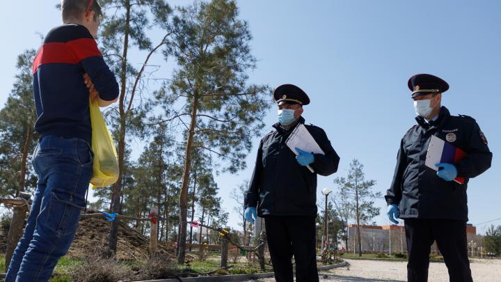 В Самарской области поймали 83 нарушителя режима самоизоляции