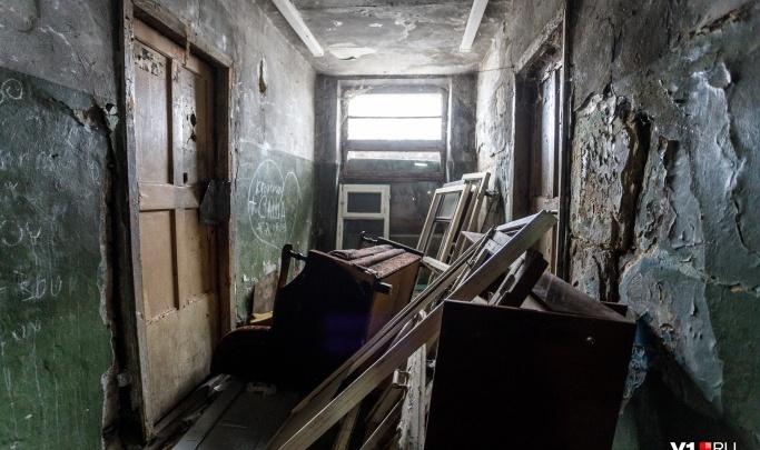 На окраине Волгограда расселят семь аварийных двухэтажек