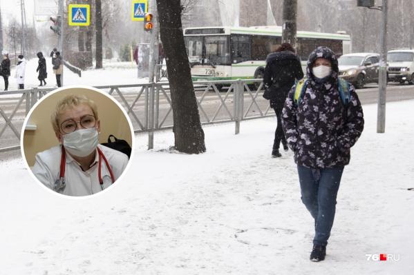 Иммунолог Елена Чепрасова посоветовала группам риска сделать прививку от коронавируса
