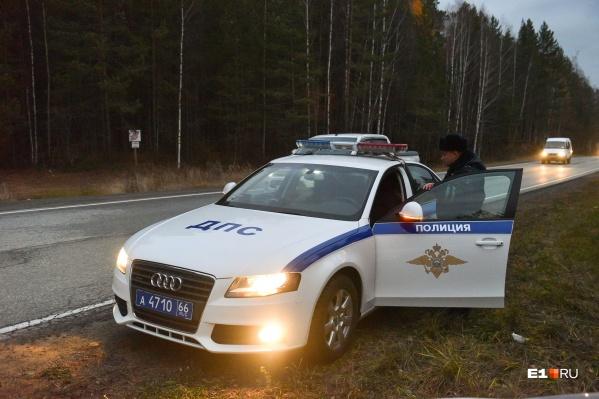 Водитель насмерть сбил57-летнего мужчину, а затем скрылся с места аварии
