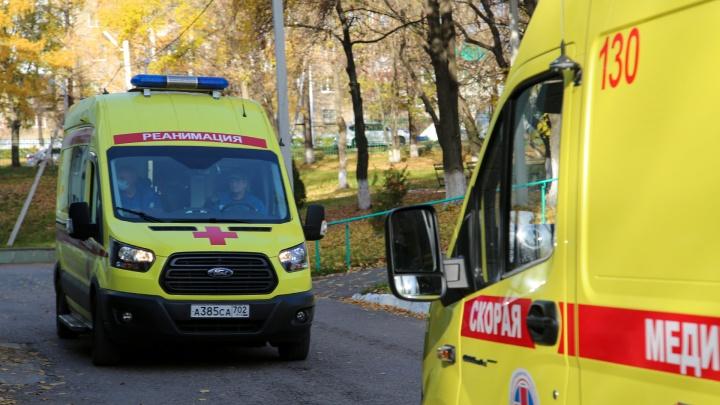 Власти Башкирии решили нанять машины скорой помощи с сейфами за 147 миллионов рублей