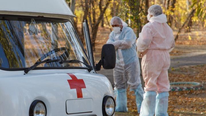 Врачам, водителям и санитаркам: кабмин направил в Волгоградскую область 154млн на доплаты медикам