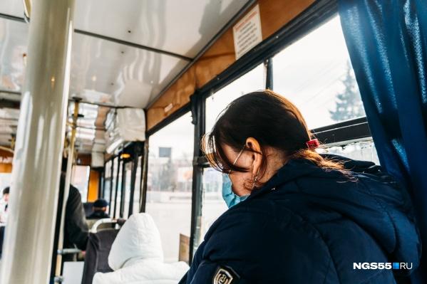 До середины января в транспорт без маски — ни ногой