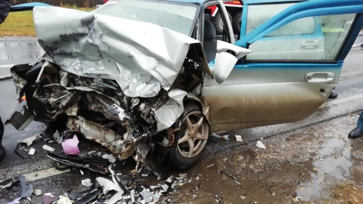 Два человека погибли в ДТП в Арзамасском районе