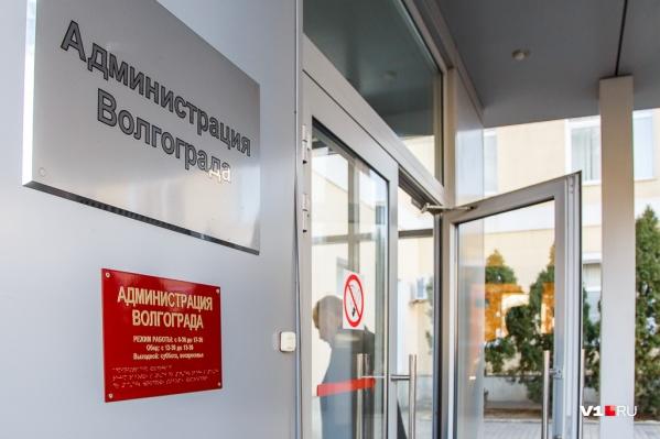 Волгоградец Михаил Таранцов считает, что в здании на улице Володарского сидят какие-то не те люди