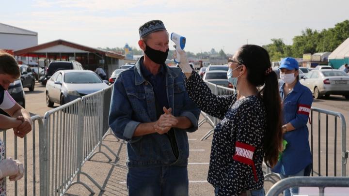 Еще 34 человека заразились коронавирусом в Башкирии