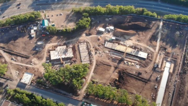 В полиции рассказали, кто будет работать в новом комплексе ГИБДД у «Самара Арены»