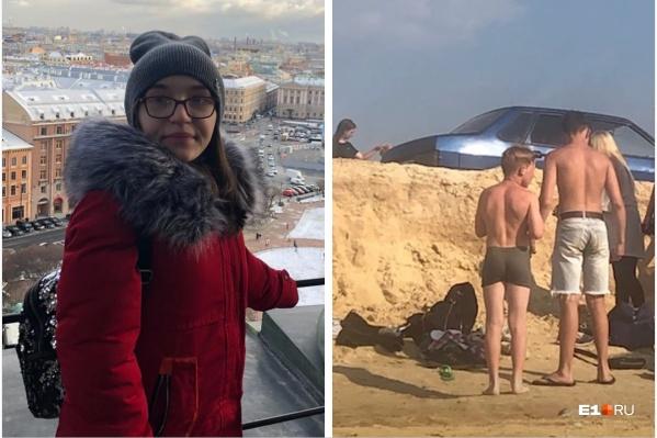 Трагедия произошла на затопленном песчаном карьере в районе железнодорожной станции УАЗ в Красногорском районе Каменска-Уральского