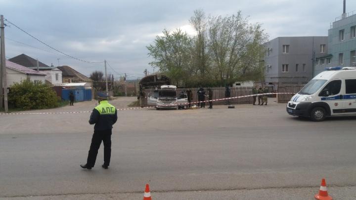 По факту взрыва в Волгограде возбуждено уголовное дело о покушении на убийство