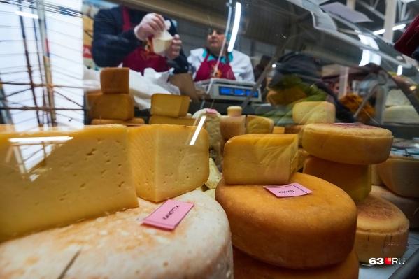 Европейским сыром в России нельзя торговать с 2014 года