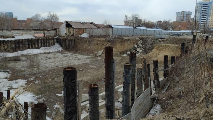 Возле военного городка в Новосибирске построят новый жилой комплекс