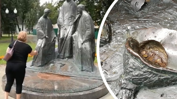«Поклонение не Творцу, а твари»: питерский религиовед раскритиковал отношение к памятнику Троице в Ярославле