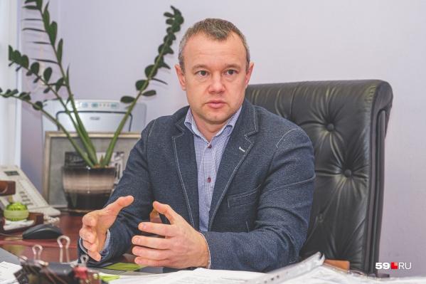 По словам Матвея Чувашова, вгороде идет работа по улучшению транспортных связей