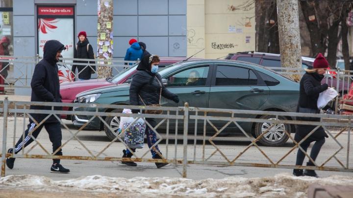 В Башкирии с 28 марта до 5 апреля прекратят допуск людей в магазины и салоны услуг