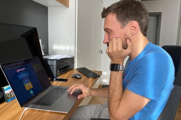 Юрий Винокуров из Brutal Duck Games надеется, что игра поможет людям отдохнуть от депрессивных новостей