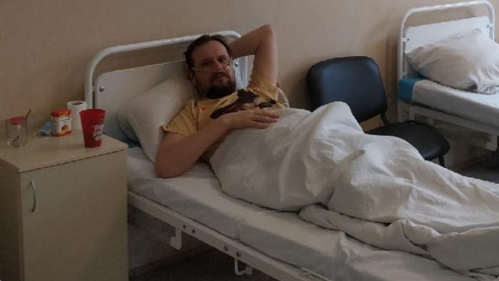 «Вирус сжирает тебя изнутри»: екатеринбуржец — о том, как подхватил COVID-19, сидя на самоизоляции