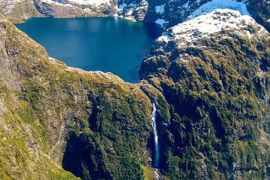 Кинзелюкский водопад в Курагинском районе сделали памятником природы