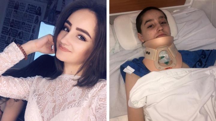 «Уволюсь с работы ради дочери»: девушку, упавшую со скалы в «Оленьих Ручьях», отвезли вертолетом в Магнитогорск