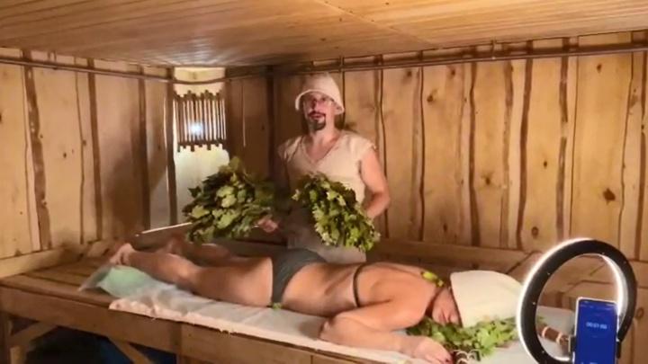 Банщик из Челябинской области установил рекорд России