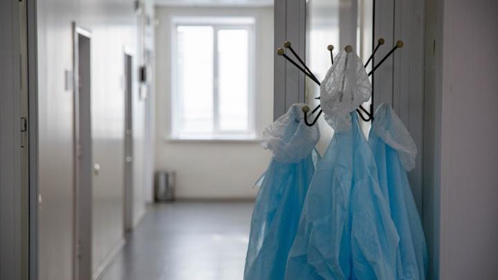 В Новосибирской области семь человек умерли от коронавируса — самому молодому было 39 лет