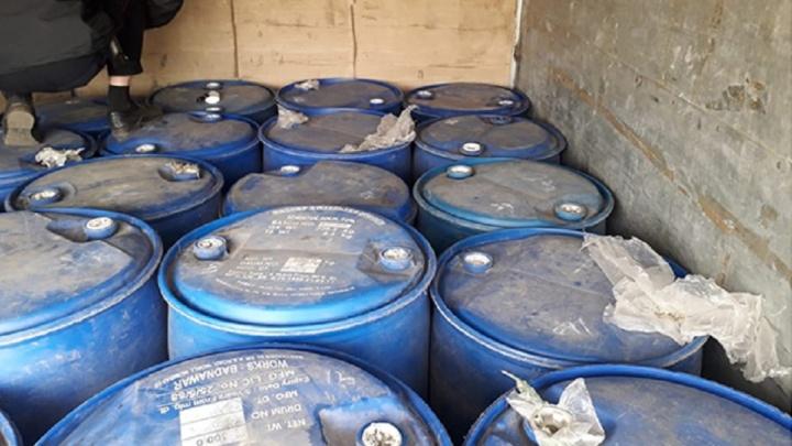Урюпинцам за 15 тысяч литров спирта грозит пять лет колонии