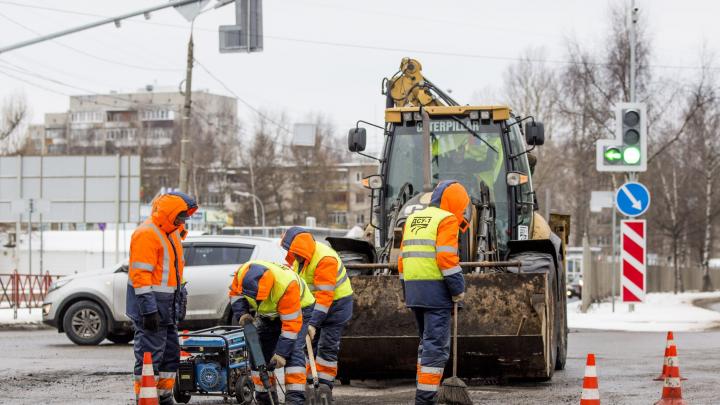 На ремонт пяти дорог в Брагино в 2020 году потратят 189 миллионов: список улиц