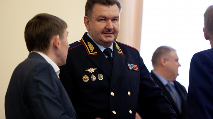 Новый глава тюменской полиции укрепляет штат коллегами из Омска. Уже два назначения в УМВД