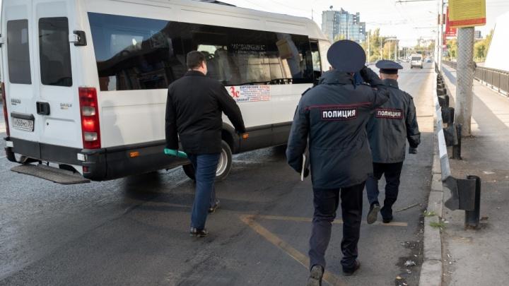 «Хоть в чем-то появляется здравый смысл»: волгоградский маршрутчик — о масочно-перчаточных рейдах