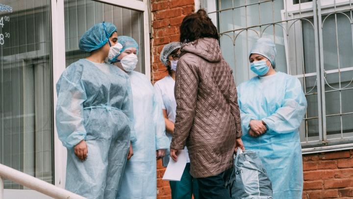 Фейковые адреса заражённых новосибирцев и доплаты медикам и соцработникам: хроника за 22 мая