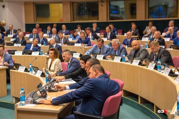 Парламентарии проголосовали за поправки