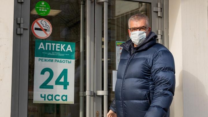 У бывшего мэра Перми Игоря Сапко обнаружили коронавирус