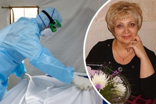 В конце мая Наталья Белоус отметила свое 60-летие