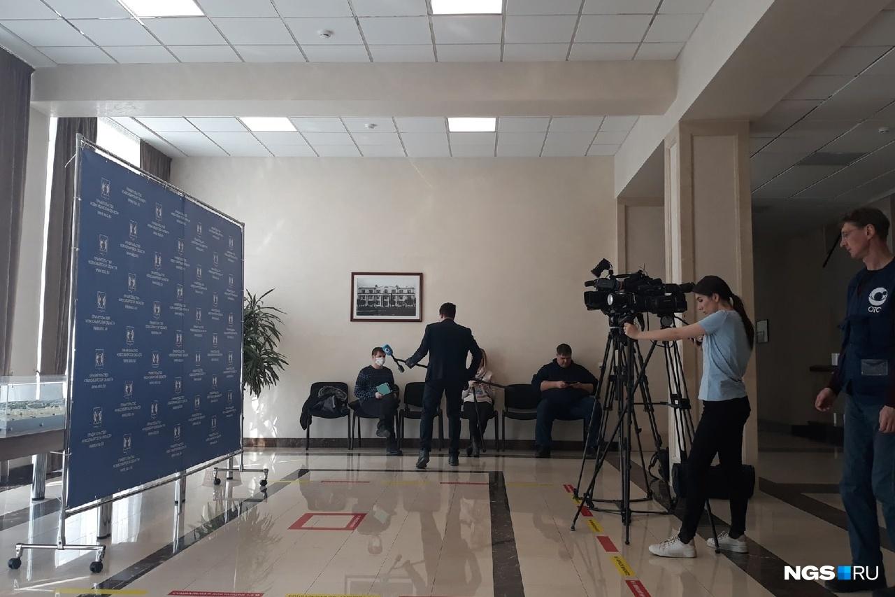 Оперштаб Новосибирской области по коронавирусу в ближайшее время расскажет о ситуации с заболеваемостью в регионе
