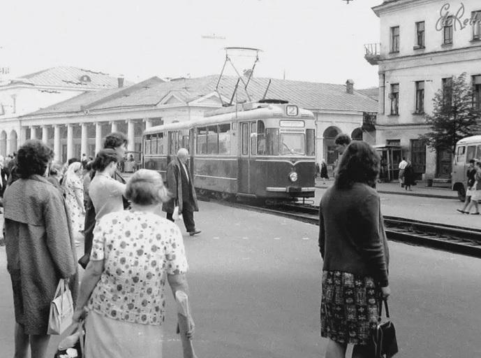 У ярославского трамвая очень богатая история