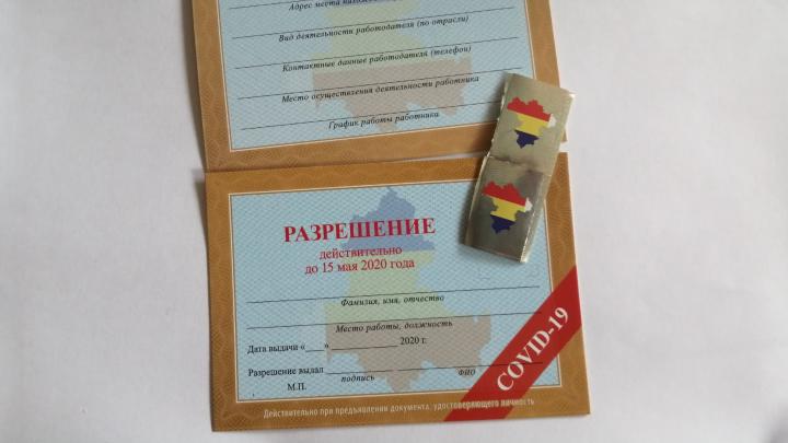 Хроники коронавируса: власти Ростова усилили работу пунктов выдачи спецпропусков