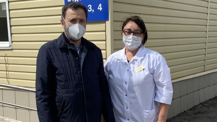 Политик из Уфы Рустем Ахмадинуров выписался из больницы, куда попал с коронавирусом