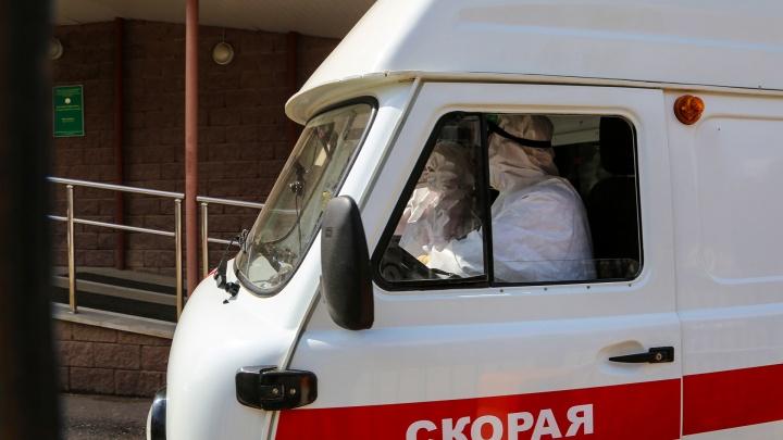 В Самарской области выявили 56 новых больных COVID