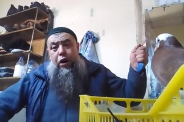 Анваржан Алиев публиковал экстремистские видео в интернете