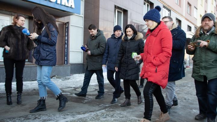 «Главе района прилетит»: мэр Челябинска пошла по скользкой дорожке