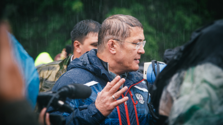 Радий Хабиров все-таки встретится с защитниками Куштау в Уфе