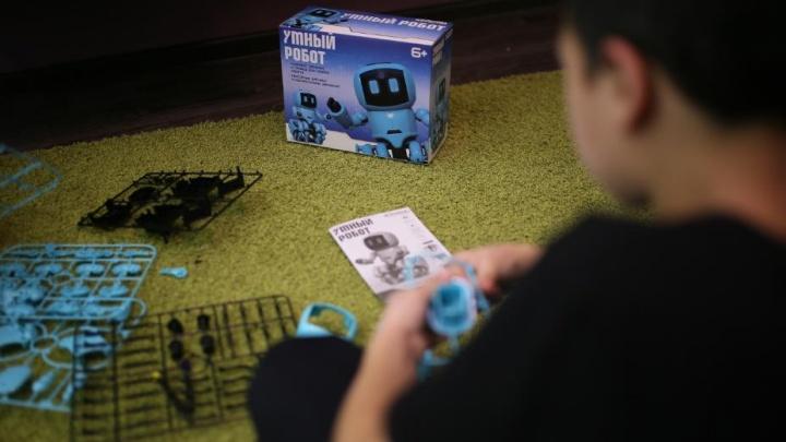 Засыпать детей подарками: в интернет-магазине «Галамарт» вторую игрушку можно купить всего за рубль