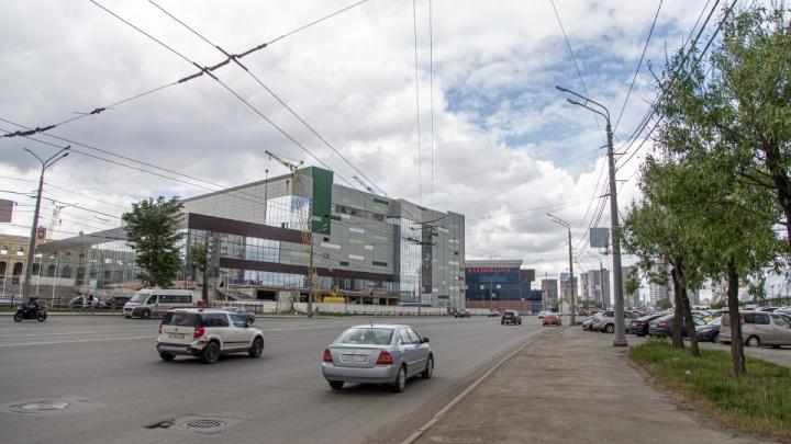 В Челябинске в пятый раз перенесли сроки сдачи конгресс-холла «Таганай-2020»