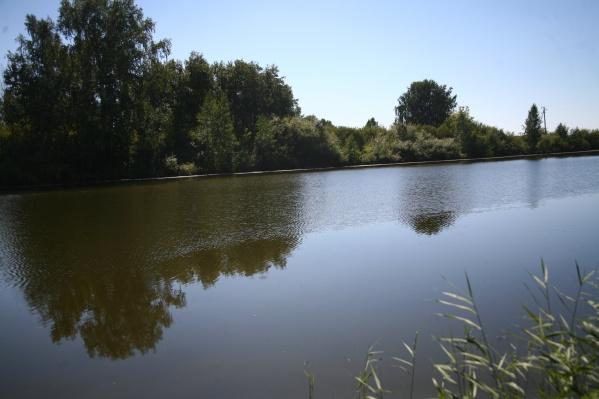 Мужчина рыбачил в нескольких километрах от села Пихтовка